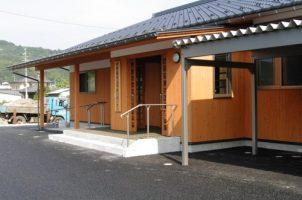 ふれあいセンター(公民館)新築工事