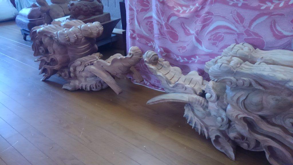 浄念寺 彫刻