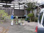 浄念寺 地盤調査